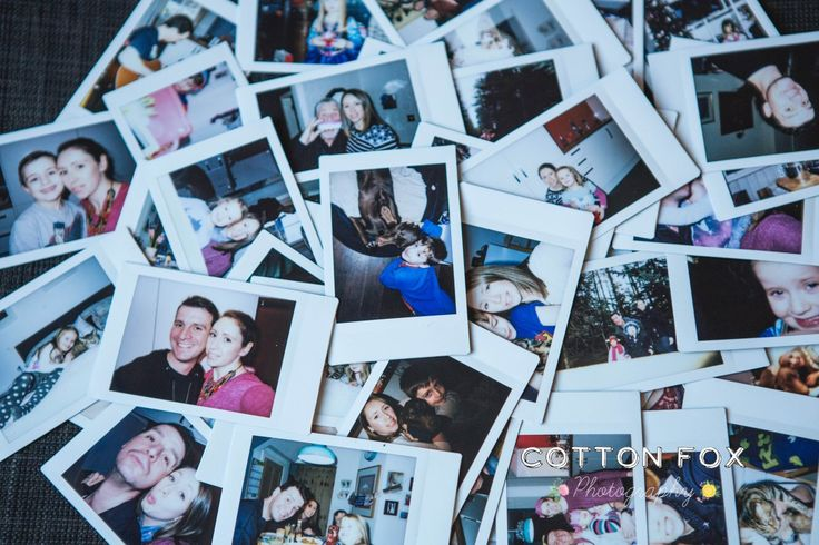 A Little Instax Love - The Best Christmas Present Ever! | Cotton Fox Photography