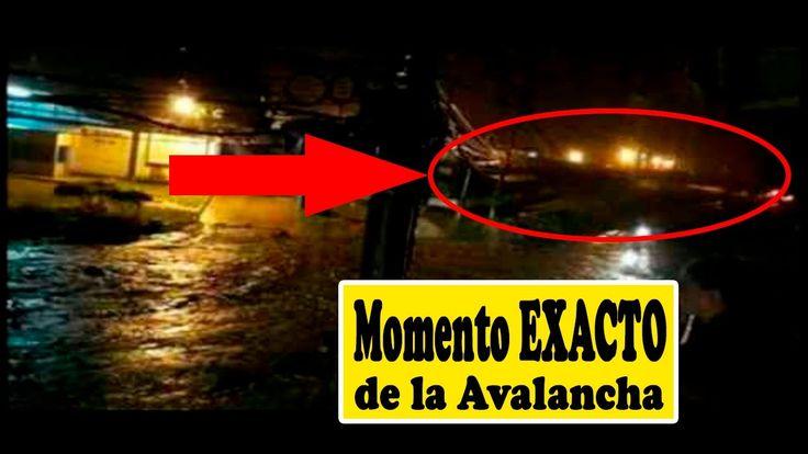 MOCOA PUTUMAYO ► DESGARRADOR TESTIMONIO E IMAGENES◄ de la avalancha Colo...