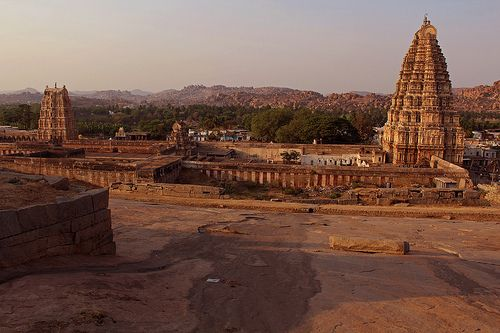 Hampi, the Forgotten Empire and the Other Side