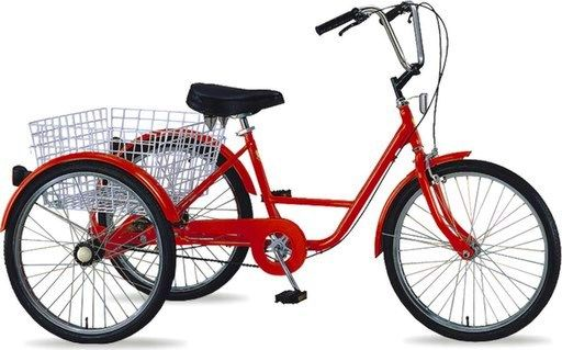 Clermont Tricycle - 395,00€  http://www.moustakasbikes.gr/index.php/%CF%80%CE%BF%CE%B4%CE%AE%CE%BB%CE%B1%CF%84%CE%B1/city/clermont-tricycle-24-detail