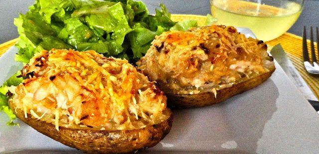 Картофель запеченый в духовке - 1000