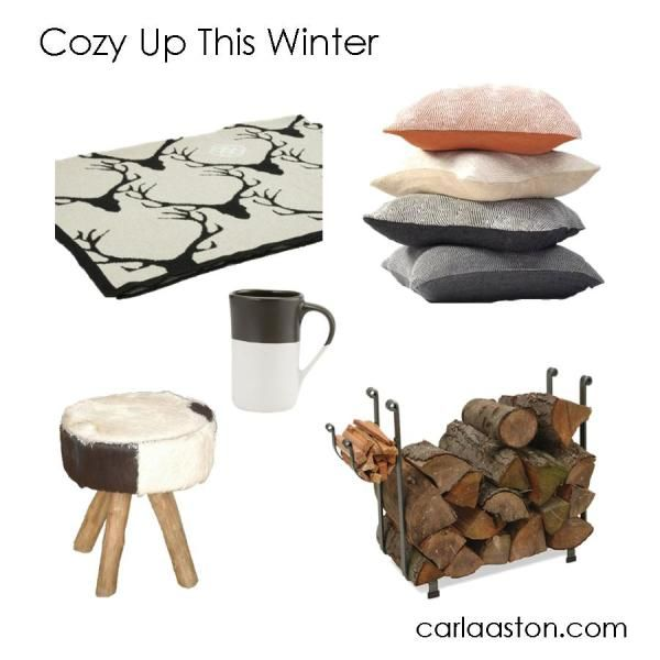 10 Must Have Home Accessories For A Cozy Comfortable Winter Cozy