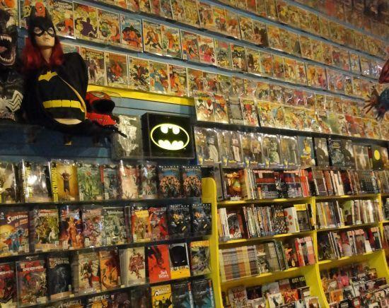 San Francisco's Top 8 Comic Book Stores