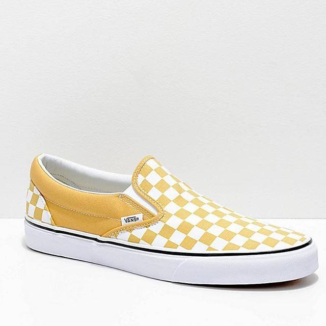Vans slip on, Slip on shoes