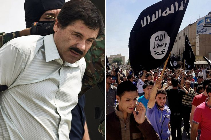 Update: It looks like ISIS doesn't have to worry about El Chapo just yet. News first reported on Cartelblog.com has turned out to be a hoax. The world's most wanted drug lord has declared war on th...