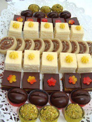 Chocolate dust: Bozicni kolaci