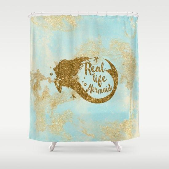 25 best ideas about mermaid shower curtain on pinterest mermaid bathroom decor mermaid - The little mermaid bathroom decor ...