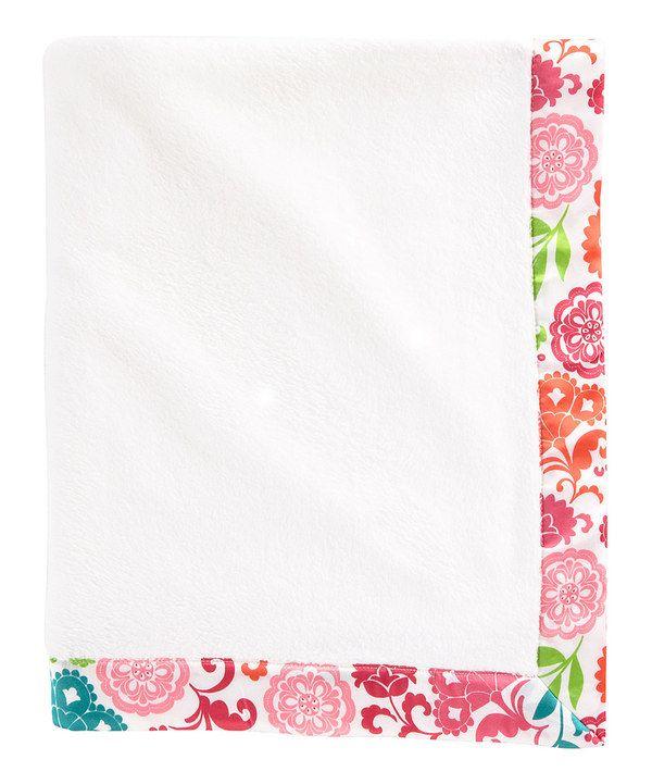 Loving this Lola Plush Blanket on #zulily! #zulilyfinds