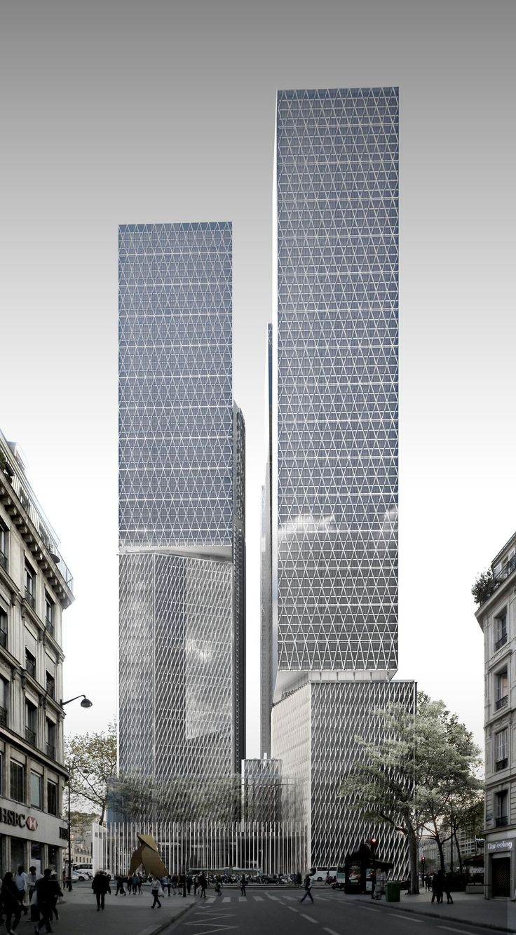 370 best high-rise images on Pinterest | Architecture, Skyscrapers ...