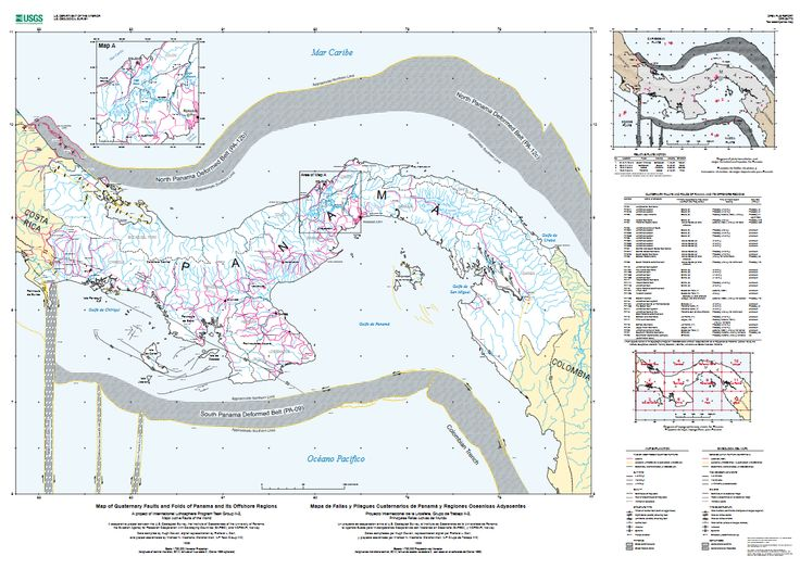 Sunday, Jan. 28, 2018: The project is sponsored by the International Lithosphere Program and funded by the USGS's National Earthquake Hazards Reduction Program. The primary elements of the project are general supervision a…