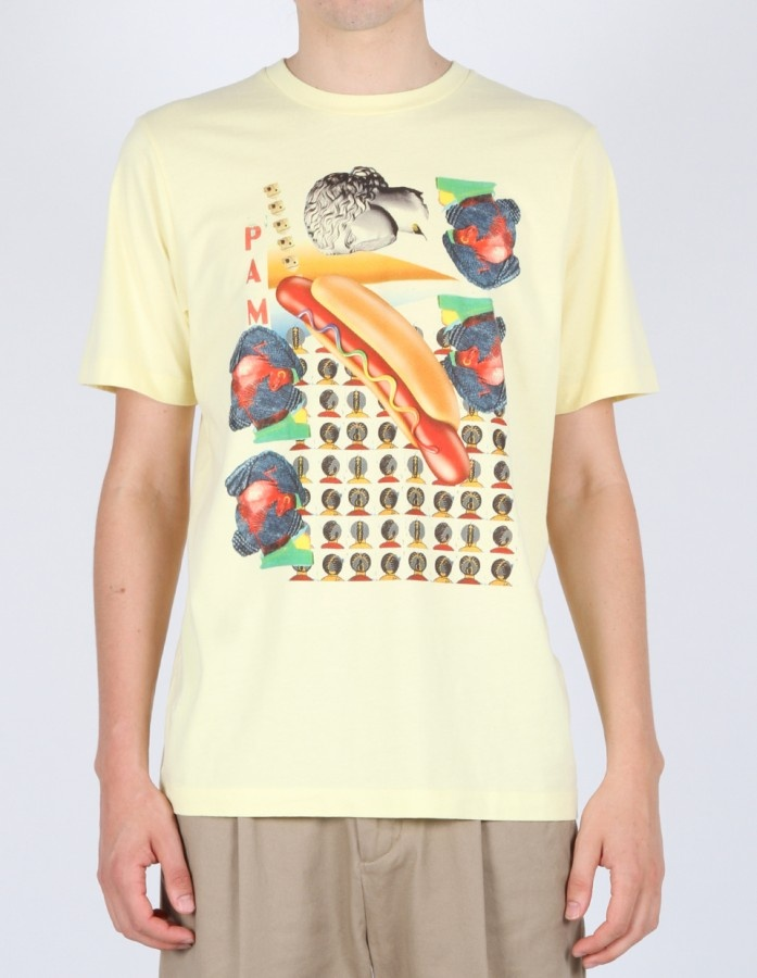 P.A.M. - Hot Hot Dog Tee - Someday Store