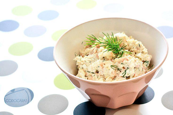 Pasta z łososia | Przepisy kulinarne - Codogara.pl