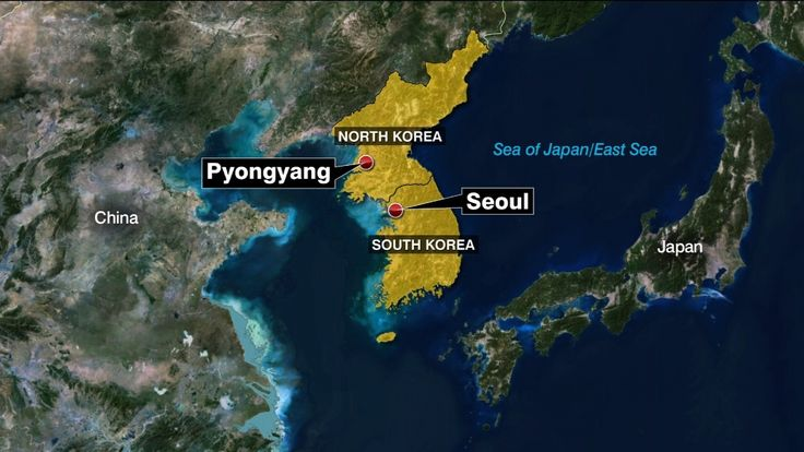North Korea fires missile into waters off Japan