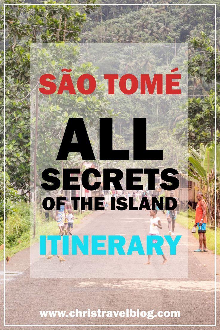 Sao Tome Principe A Sao Tome Itinerary To All The Well Kept