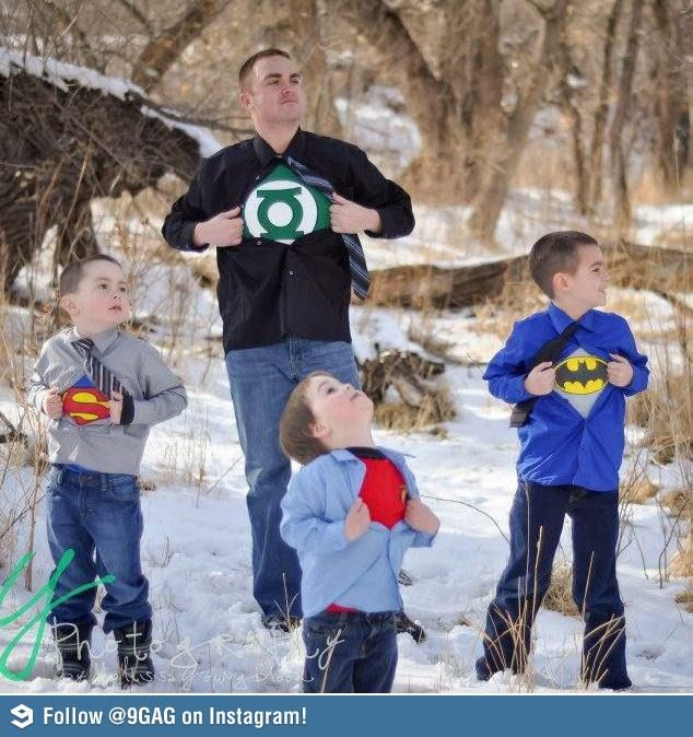 Family photo shoot! So cute! @Andreia Rockwell Rockwell Cooper, you could so easily do this with your four men.