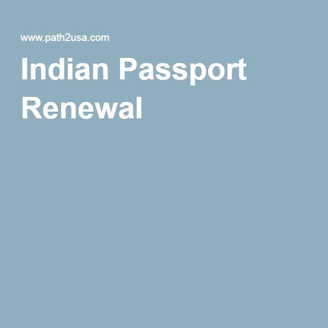 Best  Passport Renewal Fee Ideas On   Where To Renew