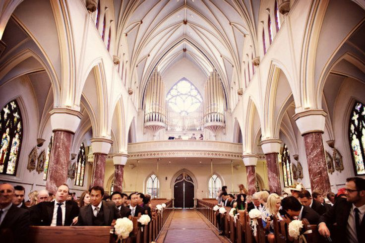 Holy Rosary Cathedral, Vancouver, CA