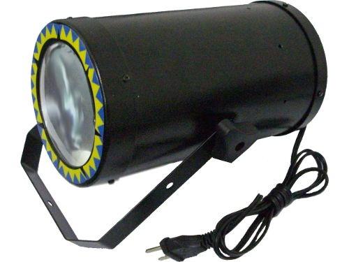 Raio de Sol LED OSRAM RGBW DMX 512 Áudio-Rítmico RS3, Bivolt.  Comprar em http://www.aririu.com.br/raio-de-sol-led-osram-rgbw-dmx-512-audioritmico-rs3-bivolt_4xJM
