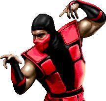 Ultimate Mortal Kombat 3: Ermac special moves!