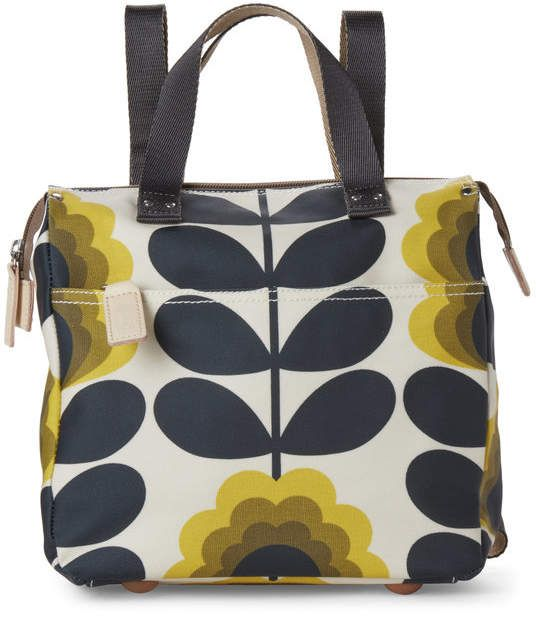 bf7db3db3b66 Orla Kiely Summer Flower Stem Small Backpack