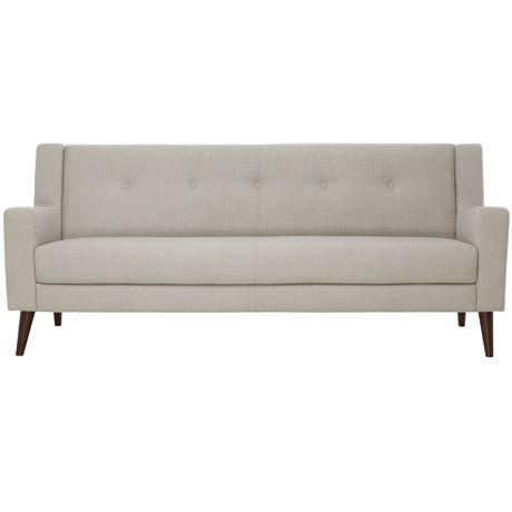 Poppy 3 Seat Sofa   Freedom Furniture and Homewares