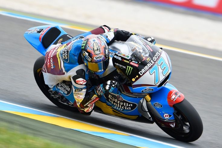 Alex Marquez, French Moto2 2015