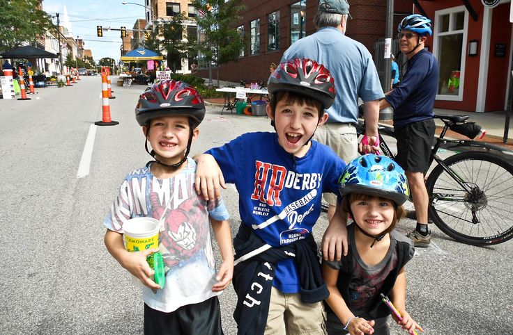 Steps to encourage biking in rural areas