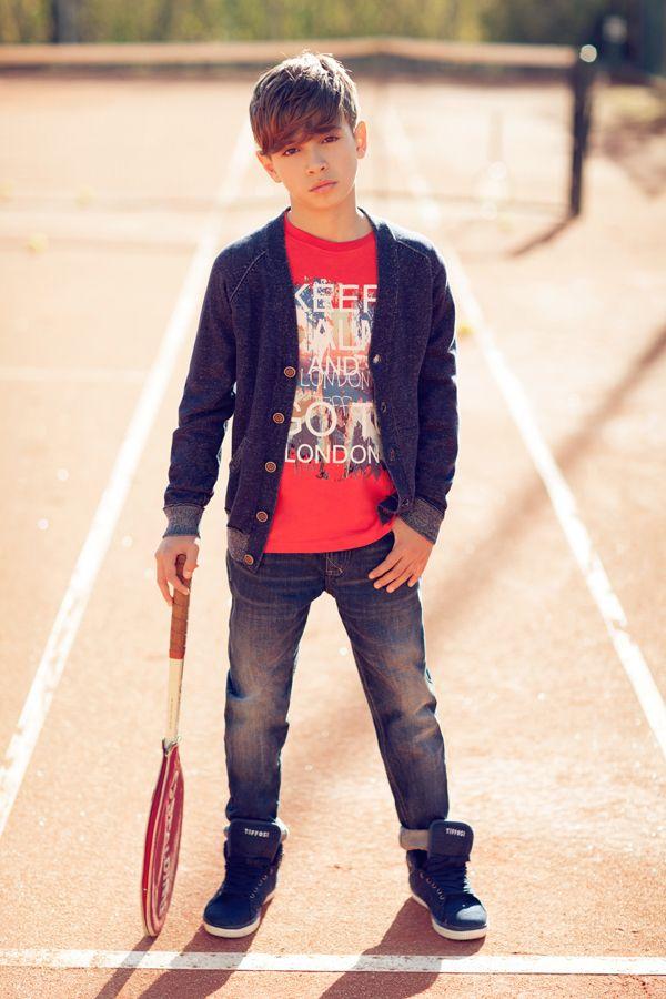 Tiffosi Kids Denim Spring 2015 on Behance