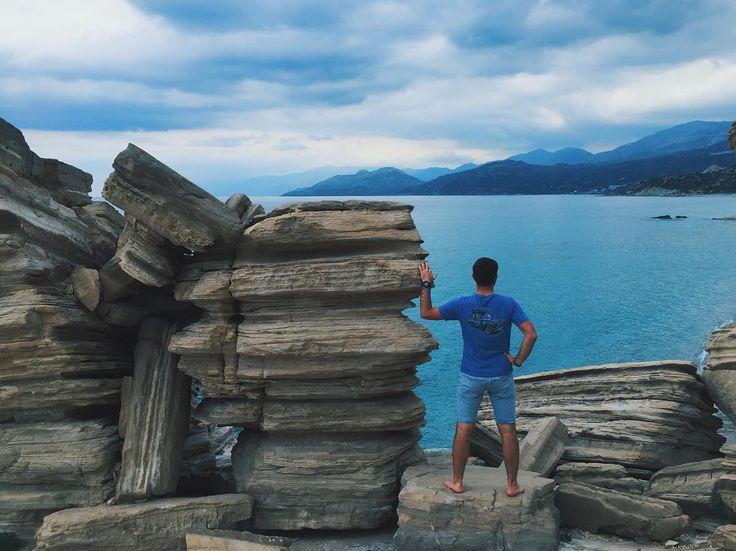 Siła natury  & Tryb szczęścia   #Kreta #Grecja #Travelplanet #Podróże  #Triopetra #Visitgrece #Travelgram #Wakacje #InstaTravel #Traveluje #sea #Travelphotography #Instapassport #WonderfulGreece #postcardsfromtheworld #Vitaminsea #Beachlife #Plaża