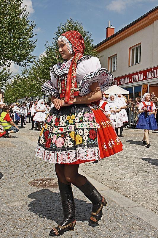 Kyjov folk costum; Dubňanský kroj