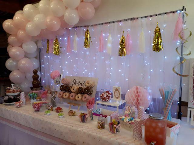 Candy Bar con fuente de chocolateTambién te gustará | Cake