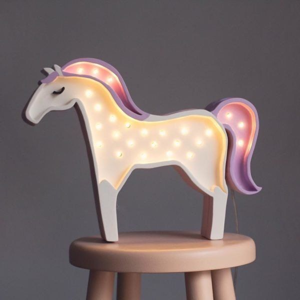 Unicorn LED lamp by Little Lights - Happy Little Folks