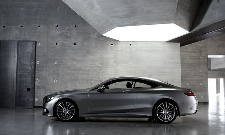 The new S-Class Coupé. Gran Performer. - Mercedes-Benz.com