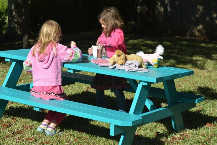 """Turquoise Table """"There are no strangers here; only friends you have not met."""" ~ William Butler Yeats  Opening up our lives to others can seem scary, but it doesn't have to be. It can be as simple as painting an ordinary picnic table turquoise and placing it in your front yard. It sounds so simple, it's...Read More »"""