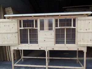 BIRMINGHAM-ROLLERS-KIT-BOX-RACING-PIGEONS-TIPPLERS-LOFT-WITH-NEST-BOXS