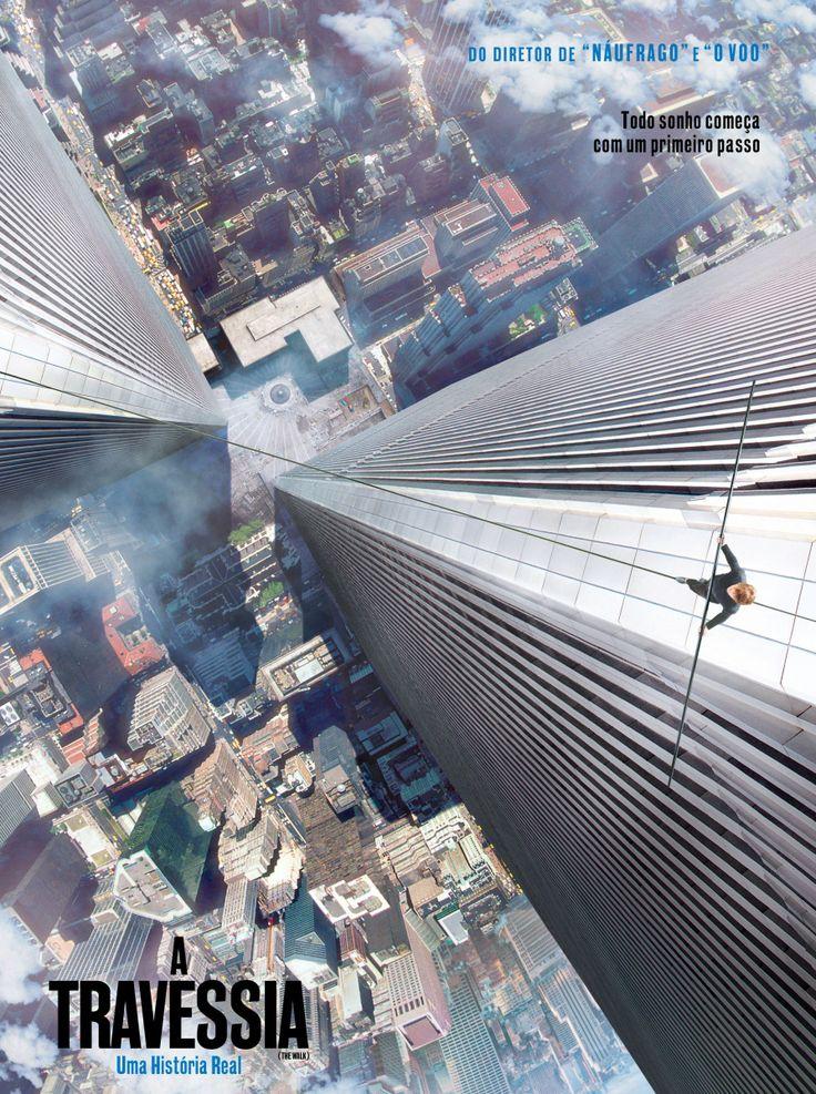 Em 1974, Philippe Petit (Joseph Gordon-Levitt), um equilibrista francês de 24 anos,põe em prática o sonho de atravessar, sobre um cabo de aço, a distância de 43 metros entre as Torres Gêmeas do Wo…