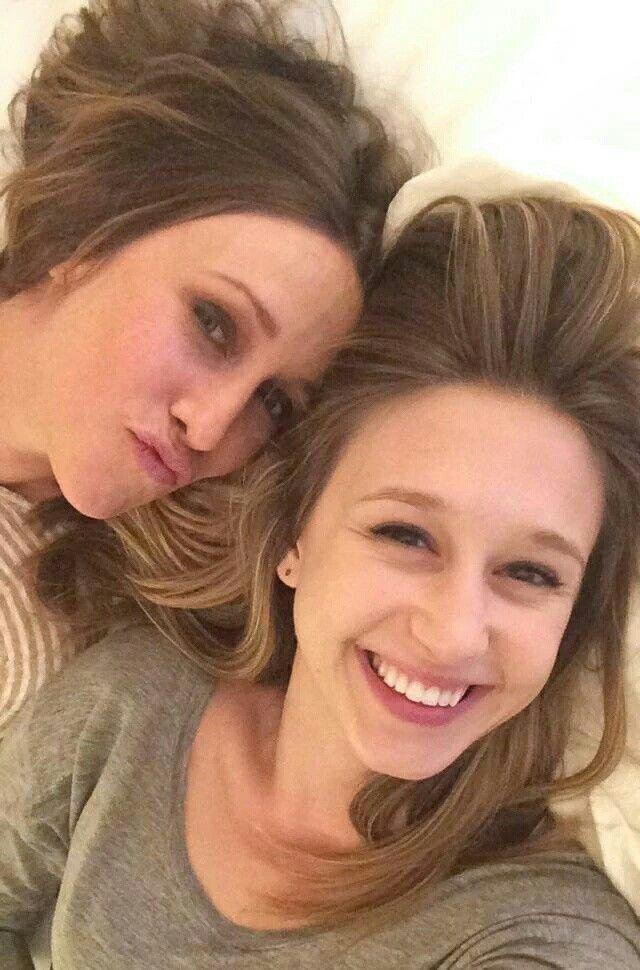 Vera and Taissa Farmiga -- they are both so beautiful