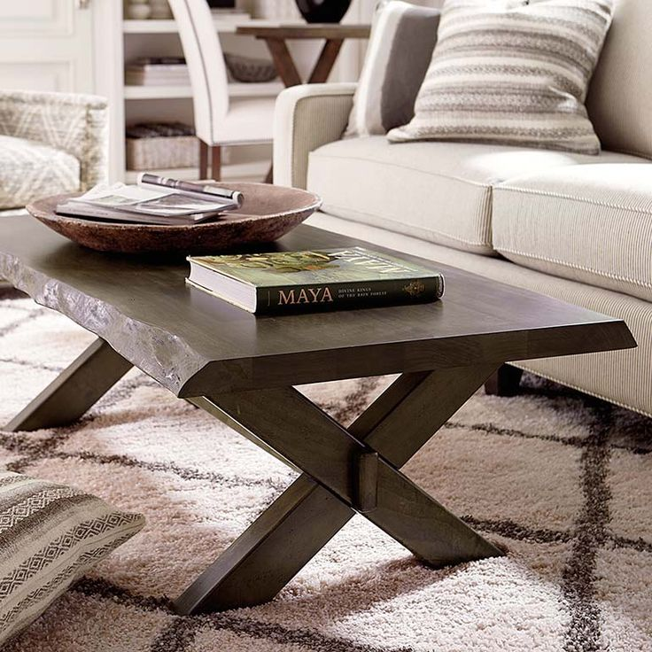 Live Edge Coffee Table Room: 30 Best Bench*Made By Bassett Furniture Images On