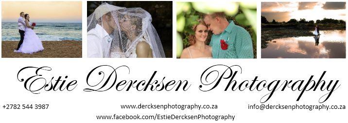 Estie Dercksen Wedding Photography