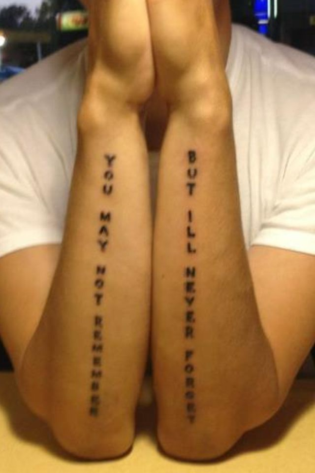 Dementia Tattoos