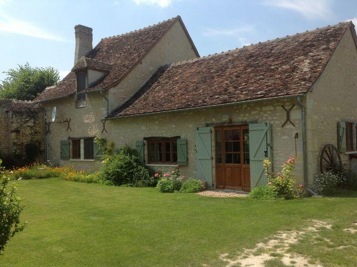 Barns Renovated Into Homes Chaumussay Barn Rental