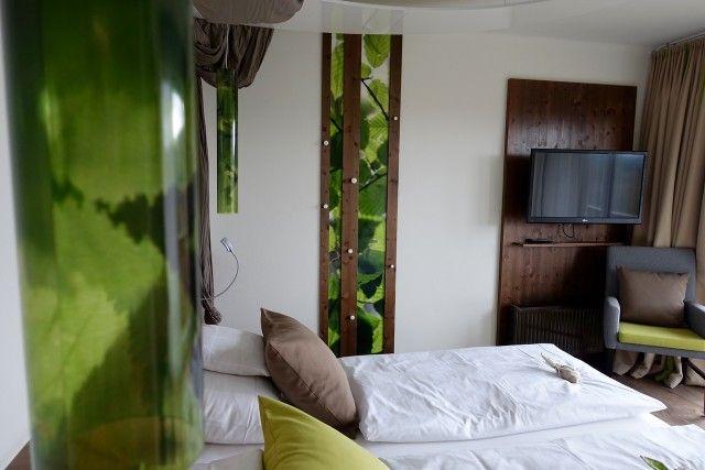 Blick in unser Garten-Appartement - Freund Hotel & Spa Resort (Sauerland)