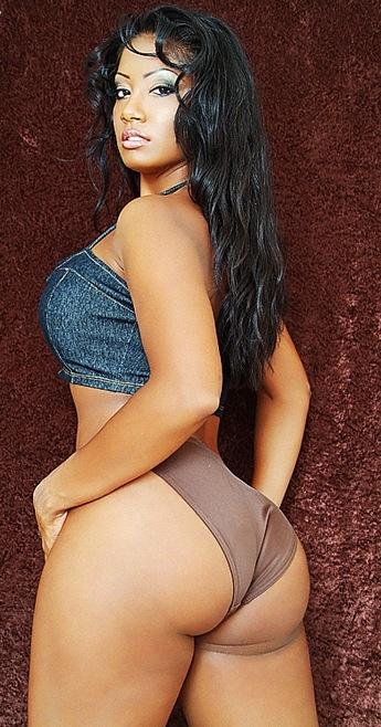 Ebony Beauty Booty 37