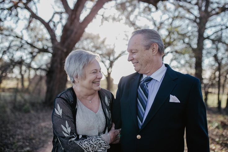 Roberson Wedding - Mary Kaitlin Artistry   Older Couple Photography