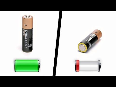 Experimente științifice acasă Un mod simplu de a testa bateriile!   #Amazing Way to Test Batteries #awesome battery trick #Batte... #battery #battery charge #battery hack #battery test #Home Science #how to #Life Hack #Scientific #video