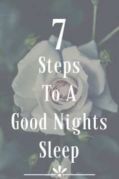 Do you have trouble sleeping at night? Do you lie awake for hours trying to quiet your mind? Check out these tried and tested tips to help you get an amazing nights sleep. Sleep tips | Sleep better | Sleep | Falling asleep | Insomnia | How to sleep well