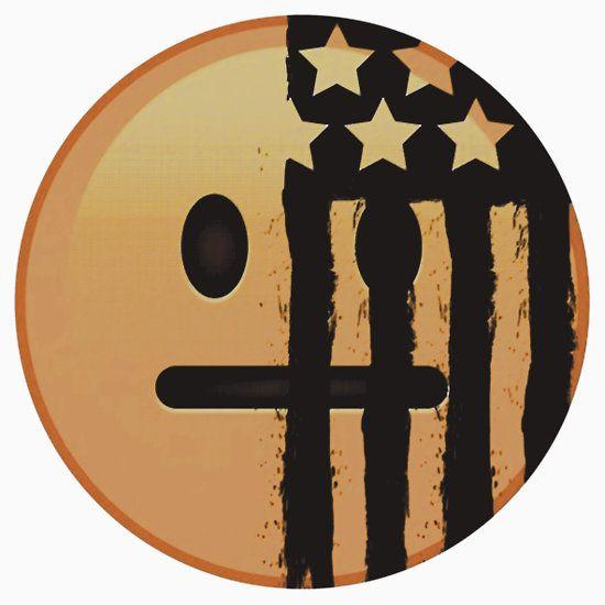 Fall Out Boy American Beauty American Psycho Emoji T-shirt
