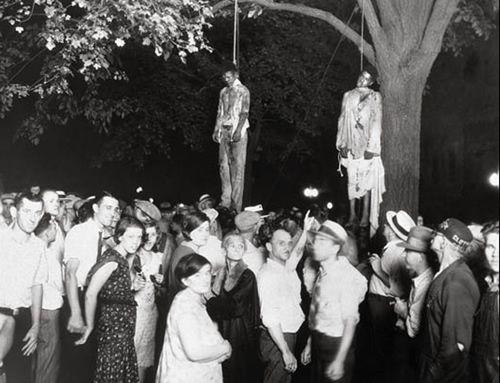 L'histoire en images: La ségrégation raciale en Amérique au début du XXème siècle