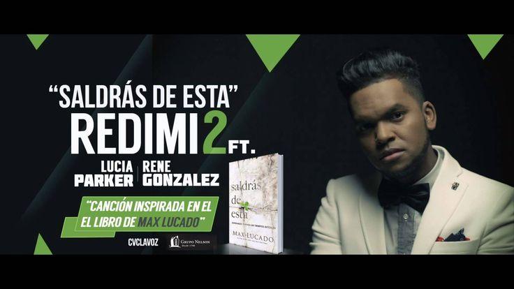 SALDRAS DE ESTA - REDIMI2 feat. LUCIA PARKER - RENE GONZALEZ (AUDIO)