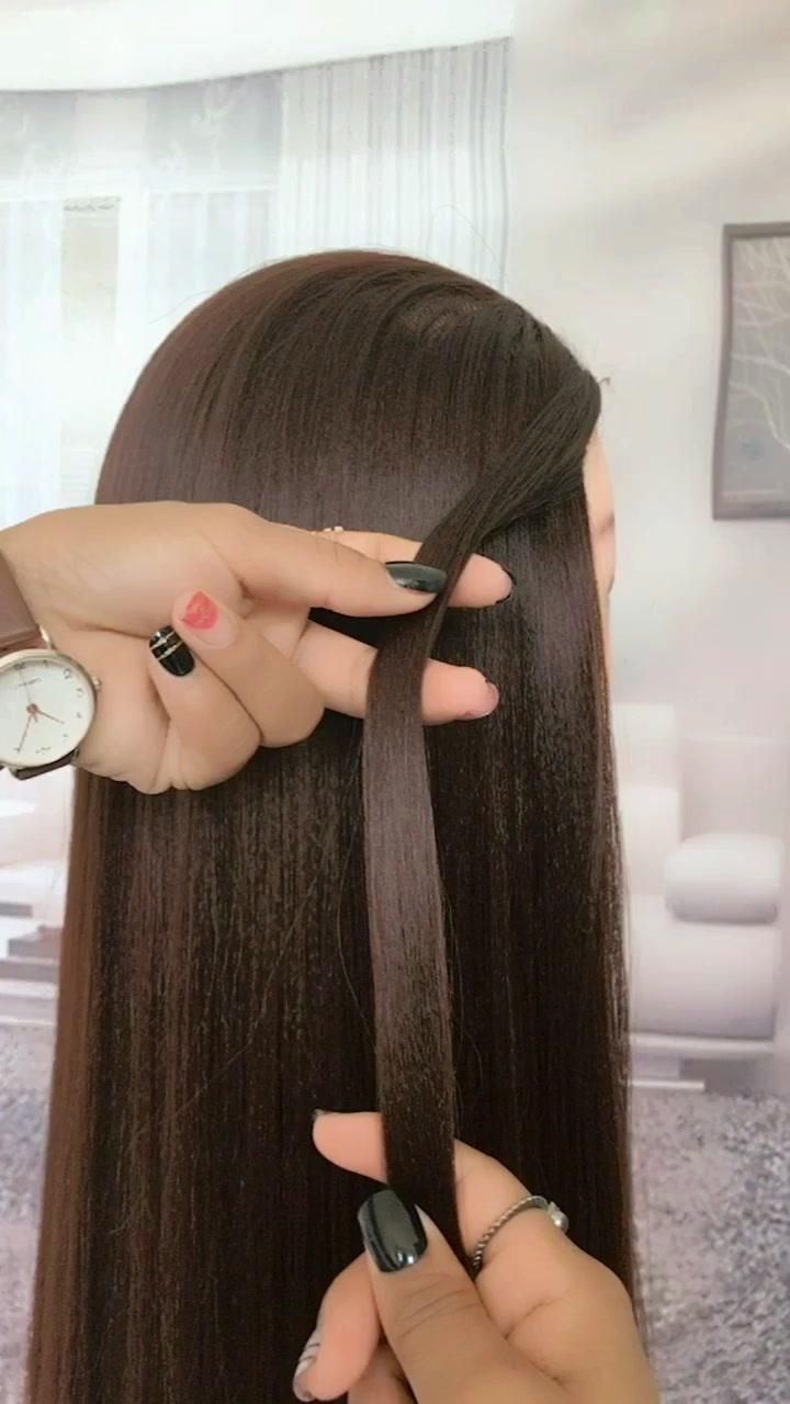 Hair style | TikTok - including musical.ly: when #elsa be the#qween,3.5h trying and trying,#craft by hands,hope u'll like#hairstyle